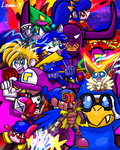 Future Smashers Part 1 by GameArtist1993