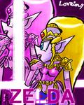 Smash Melee 20th Anniversary - #17 Zelda