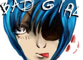 Bad Girl by wendylizana