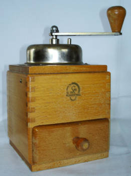 Coffee grinder - 01