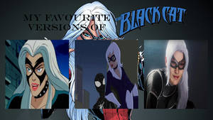 My favourite versions of Black Cat