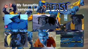 My favourite versions of Beast