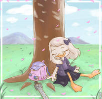 Teen Webby by the-EVIL-bunny23