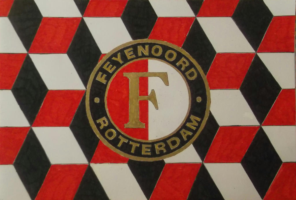 Feyenoord Logo By Carlossimio On Deviantart