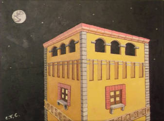 Luna llena by carlossimio