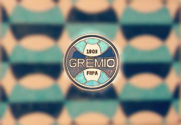 Logo Gremio efecto digital by carlossimio