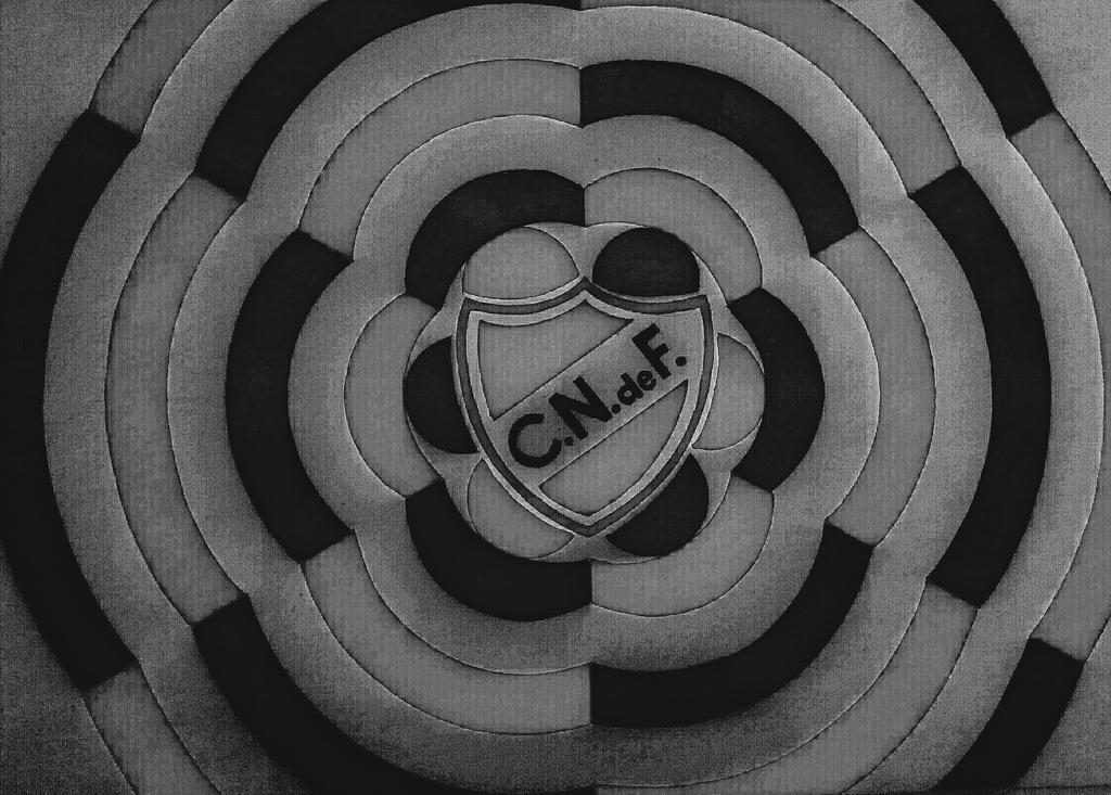 Logo Nacional efecto digital by carlossimio