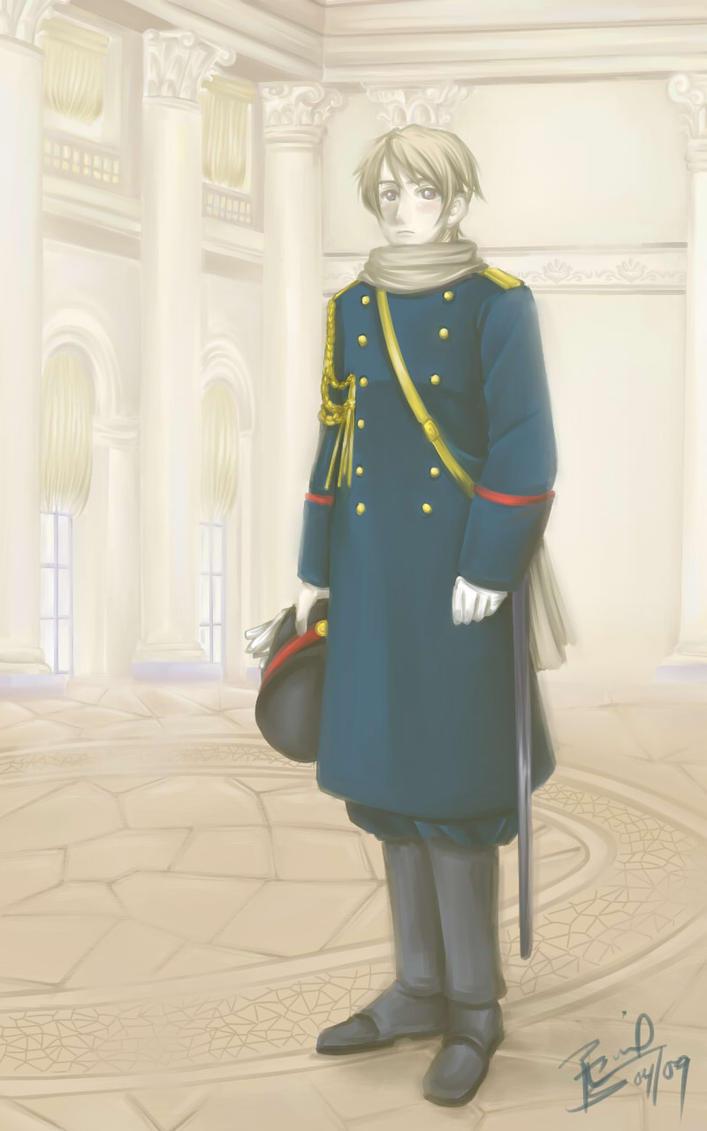 APH: Sir Ivan Braginsky by AlaisL