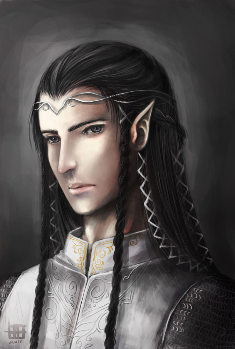 LOTR: Fingon by AlaisL