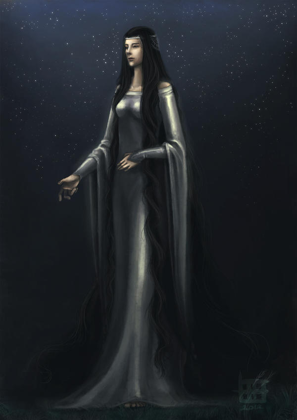 Tolkien: Varda by AlaisL
