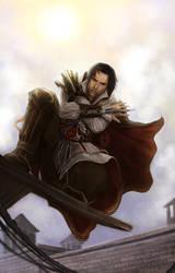 Ezio Auditore da Firenze by artAlais