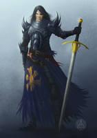 Commission: Arthantos by AlaisL