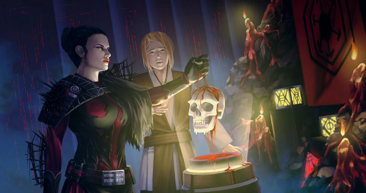 Commission: Ritual