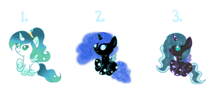 Alicorn/Changling Adopts Closed