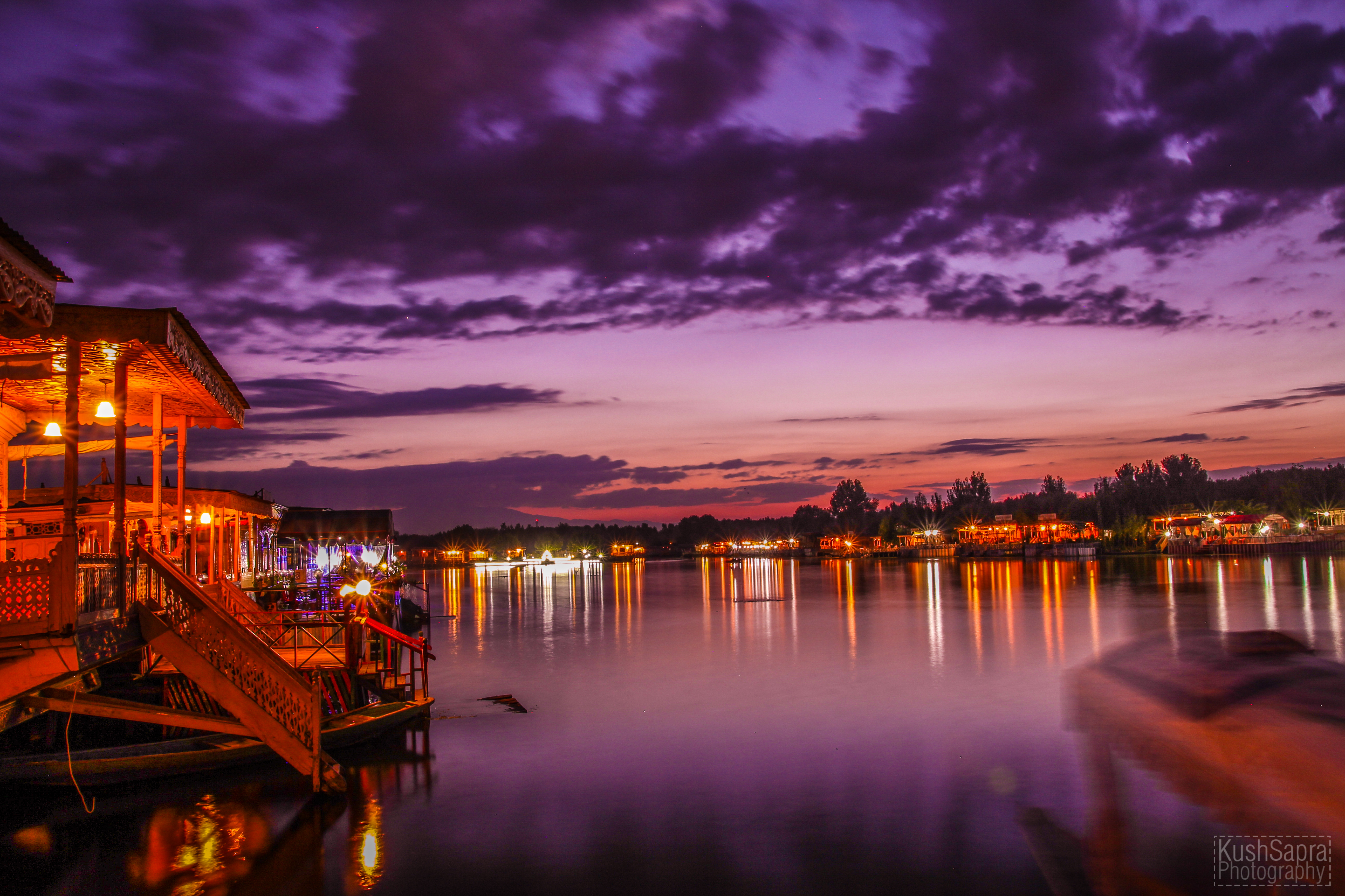 Beautiful Skies by KushSapra