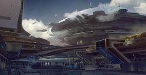 Docking hub