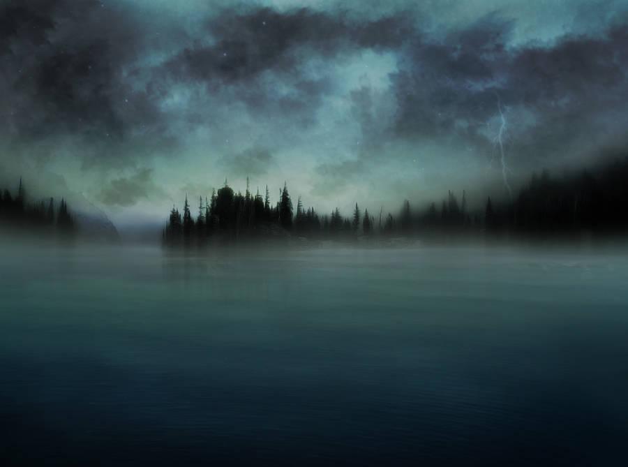 Tanila Sea. by Cazilu