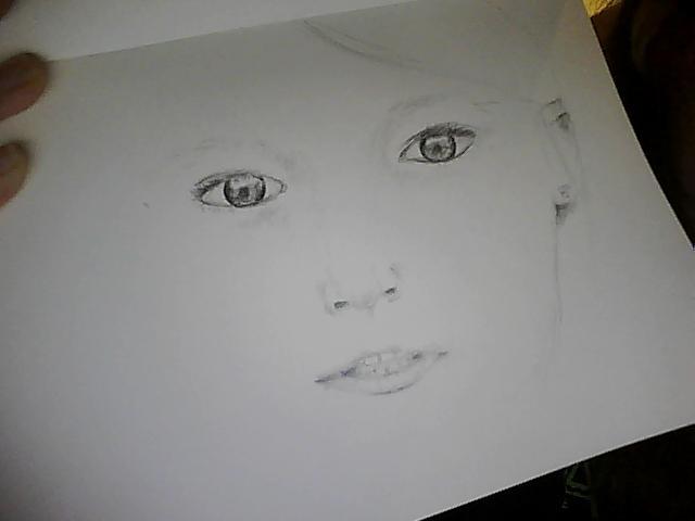 sketch by Cazilu