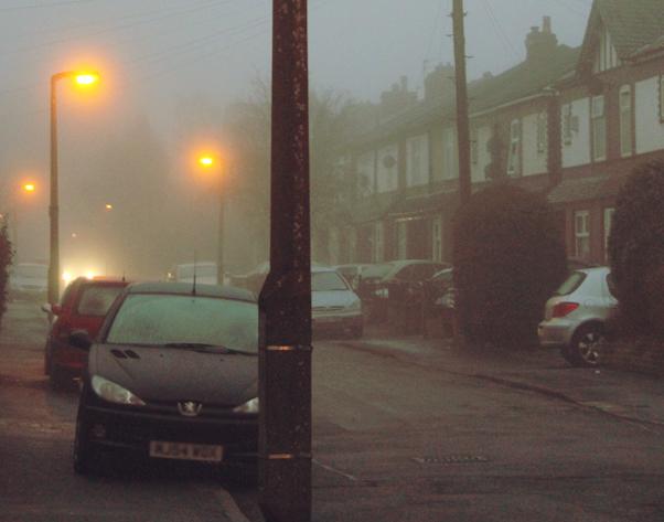 Mist by Cazilu