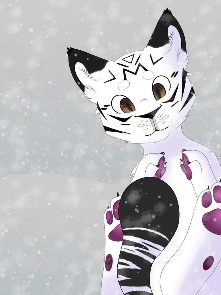 White Tiger by ChaiCinno