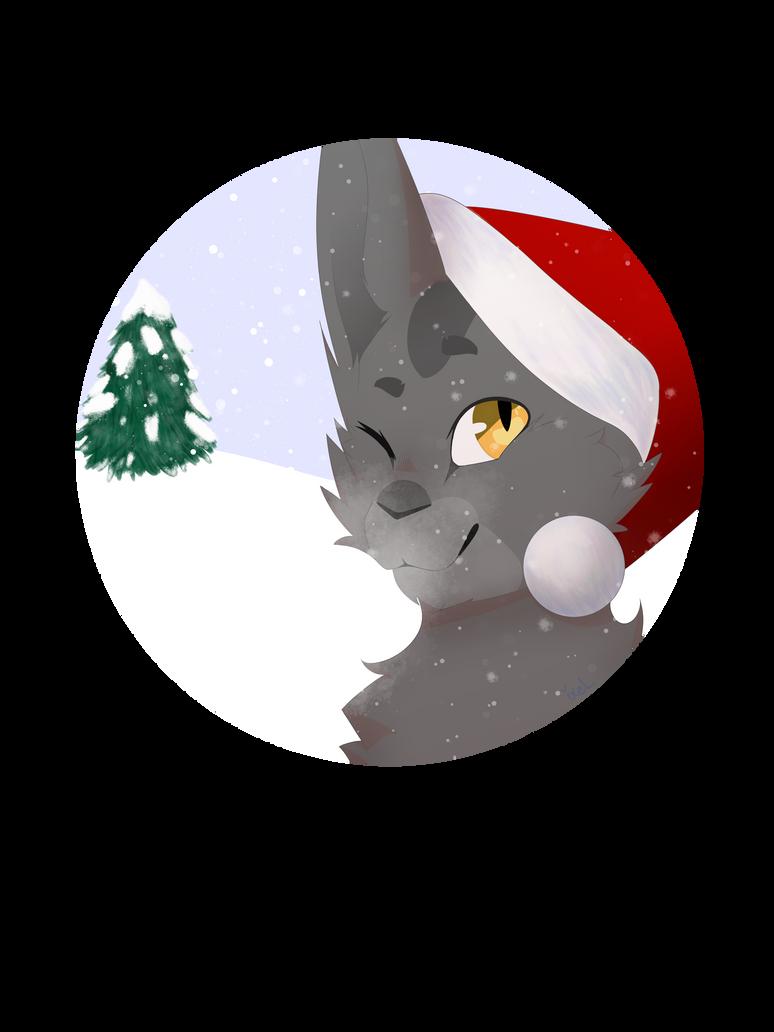 Graystripe's Christmas by ChaiCinno