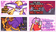 Important Stamps by SugarySweetSprites