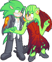 Manourge Wedding Outfits by SugarySweetSprites