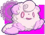 Swirlix Pagedoll by SugarySweetSprites