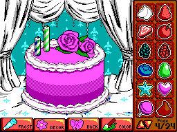 Pixel Advent 14 - Cake??????????