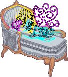 Pixel Advent 19 - Neon Baroque