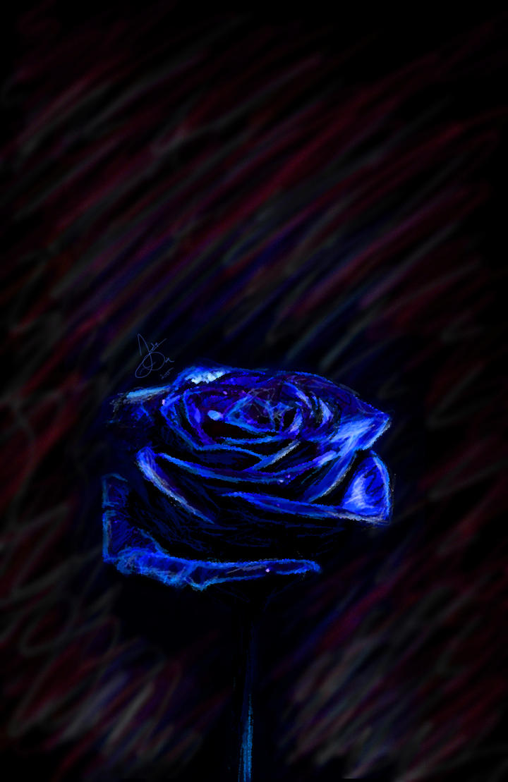 Blue by RoYakali