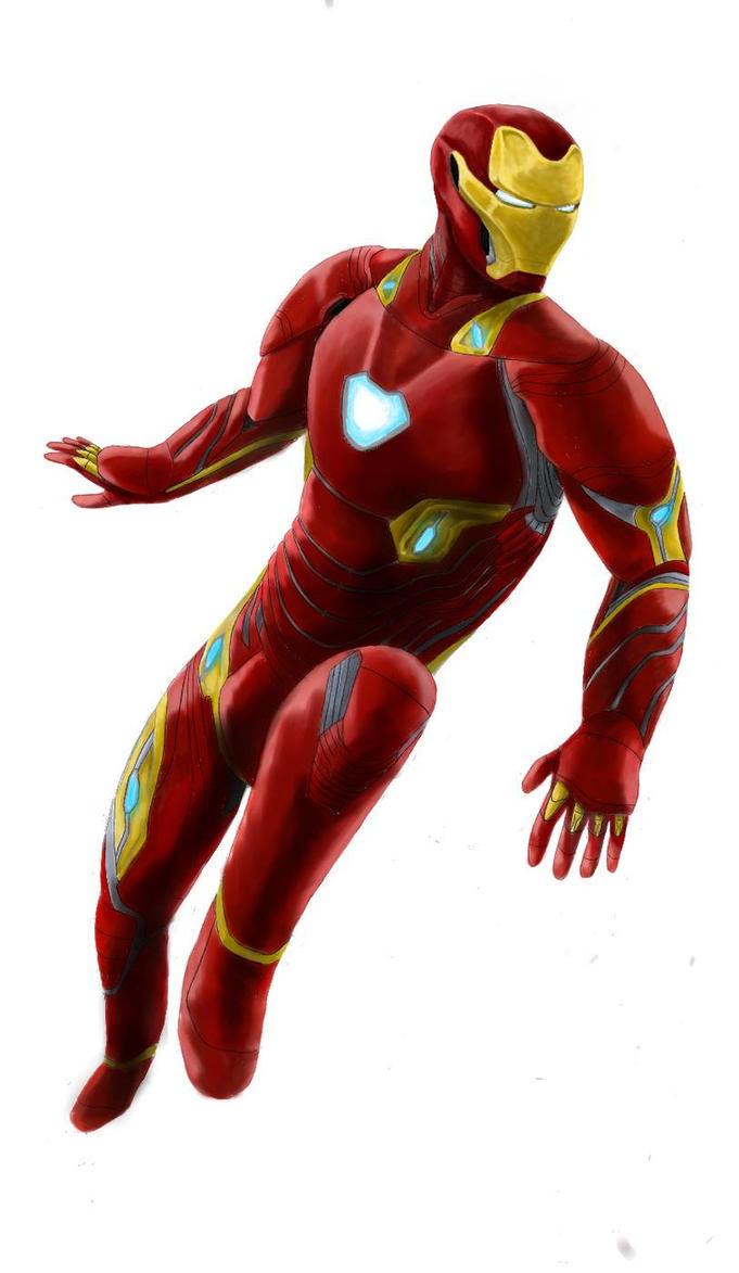 iron man mark 50kik032345 on deviantart
