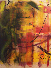 Abstract of Me 02 by Japah