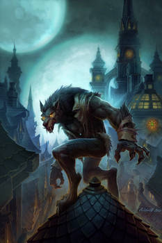 Curse of the Worgen Issue 1