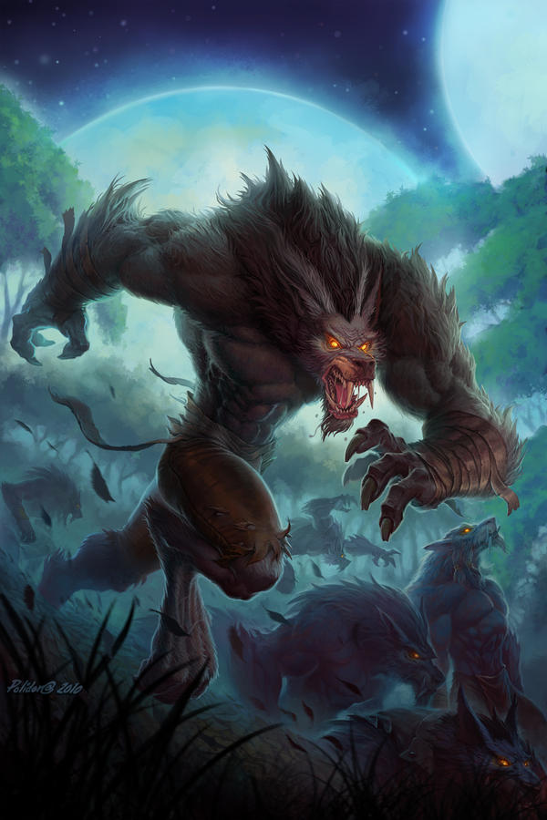 Curse of the Worgen Issue 3