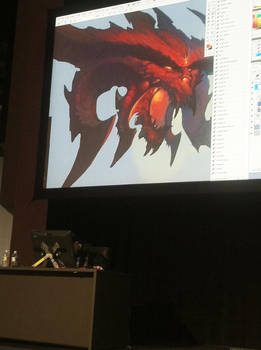 Me and my Blizzcon 2011 Demo