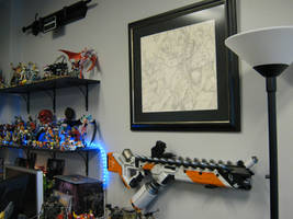 My Blizzard Workspace Photos...