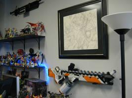 My Blizzard Workspace Photos...