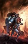 Starcraft Flashpoint Cover Art