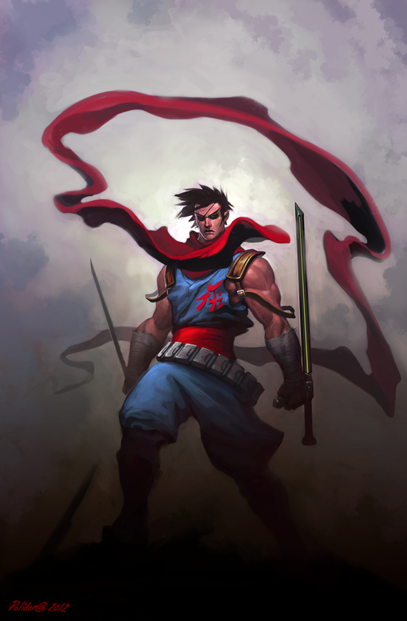 Strider! by NorseChowder