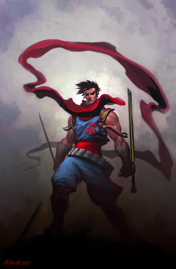 Strider! by NorseChowder