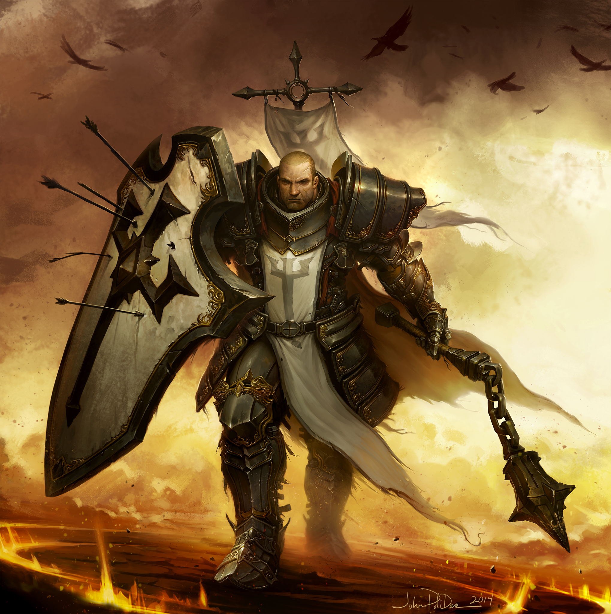 diablo 3 ndash crusader - photo #5