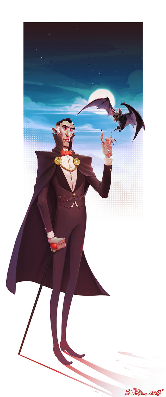 OG Dracula by NorseChowder