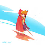 Red Riding Hood!