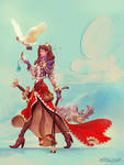 Pirate Captainess Natasha