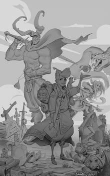 Sigurd Sketch