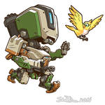 Cute But Deadly Bastion