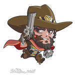 Cute But Deadly McCree