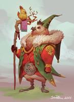 Birdoh by NorseChowder