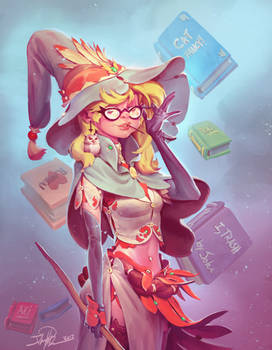 Librarian Witch